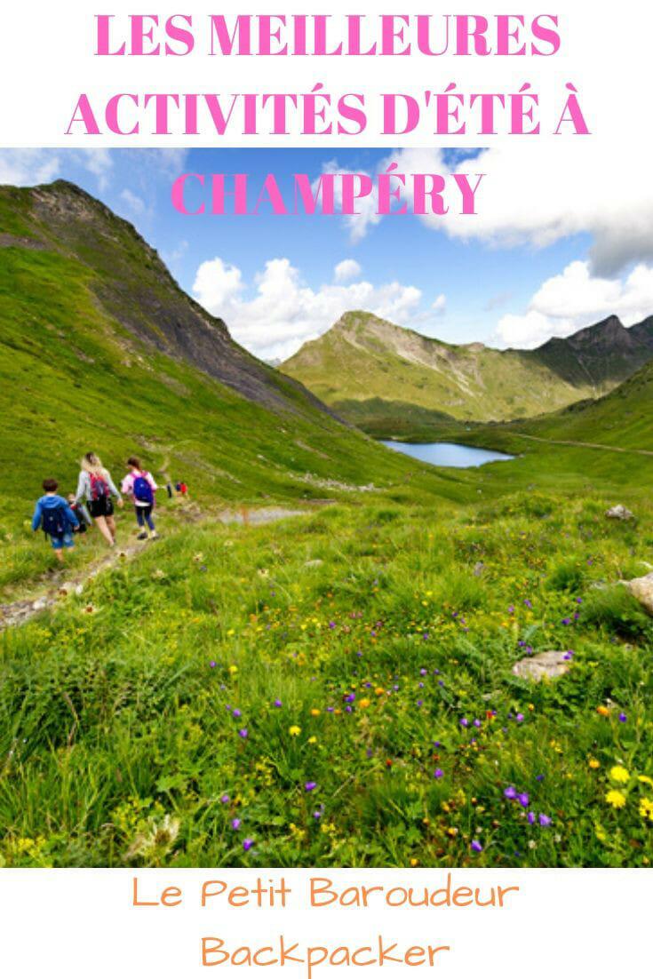 Découvrez toutes les activités de l\'été au Petit Baroudeur Backpacker de Champéry et organisez votre séjour : VTT, accrobranche, randonnée, Trapgame...