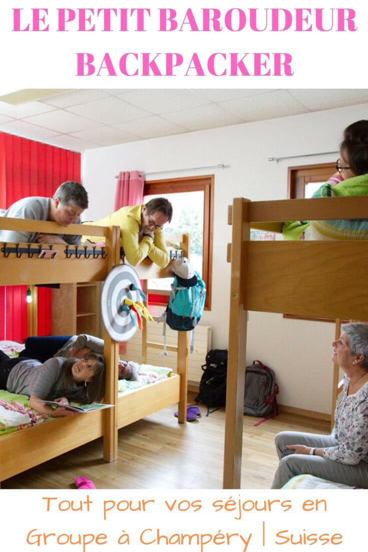 Séjour en Groupe au Petit Baroudeur : Informations, Conditions